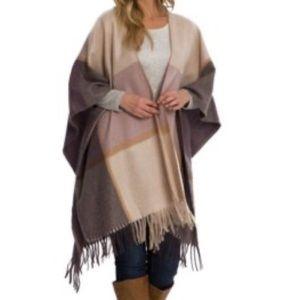 Woolrich Brushed Blanket Wrap